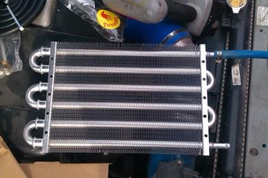 Установка дополнительного радиатора охлаждения акпп, cvt